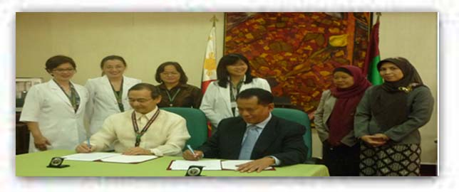FIK UNISSULA JALIN MOU DENGAN UNIVERSITY OF THE PHILIPPINES MANILA